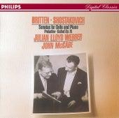 Britten/Shostakovich: Cello Sonatas//Prokofiev: Ballade, Op.50 de Julian Lloyd Webber