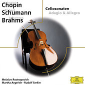 Chopin/Schumann/Brahms: Cellosonaten von Various Artists