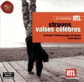 Strauss: Valses Célèbres von Lorin Maazel