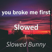 you broke me first Slowed (Remix) de Slowed Bunny