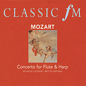 Mozart: Concerto For Flute & Harp by Britten Sinfonia