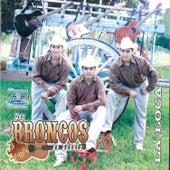 La Loca de Los Broncos de Sonora