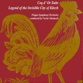 Kitezh Suite: Coq D'Or Suite by Prague Symphony Orchestra