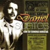 Daniel Santos Con Su Sonora Boricua by Daniel Santos