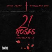 21 Roses by Shyne Grady