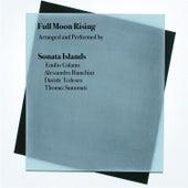 Full Moon Rising by Sonata Islands