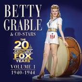 The 20th Century Fox Years, Vol. 1 (1940-1944) von Betty Grable