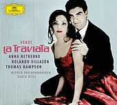 Verdi: La Traviata de Anna Netrebko