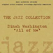 All of Me by Dinah Washington