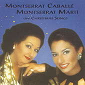 Our Christmas Songs de Montserrat Caballé