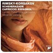 Rimsky-Korsakov: Scheherezade von Alexander Lazarev