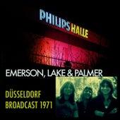 Düsseldorf Philipshalle Broadcast 1971 de Emerson, Lake & Palmer