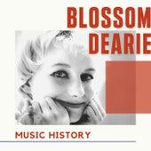 Blossom Dearie - Music History von Blossom Dearie