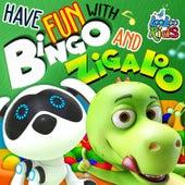 Have Fun with Bingo and Zigaloo de LooLoo Kids
