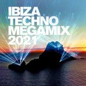 Ibiza Techno Megamix 2021 von Various Artists