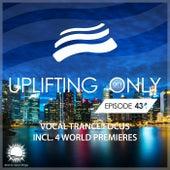 Uplifting Only 434 (Vocal Trance Focus, Jun 2021) van Ori Uplift Radio
