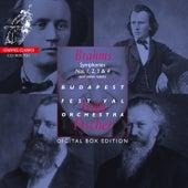 Brahms: Symphonies Nos. 1, 2, 3 & 4 and Other Works (Digital Box Edition) de Iván Fischer