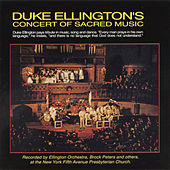 Concert Of Sacred Music von Duke Ellington
