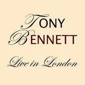 Live in London de Tony Bennett