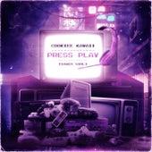 Press Play (Gamer Girl) by Cookiee Kawaii