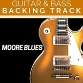 Moore Blues Guitar Backing Track A minor 92 Bpm fra Top One Backing Tracks