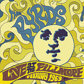 Live At The Fillmore - February 1969 by The Byrds