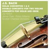 Bach: Violin Concertos BWV 1041, 1042, 1043, 1060 de Joji Hattori