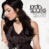 No Air duet with Chris Brown de Jordin Sparks