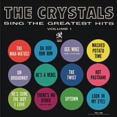 The Crystals Sing The Greatest Hits Vol. 1 by The Crystals