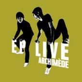 Archimède live de Archimède
