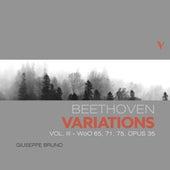 Beethoven: Piano Variations, Vol. 3 de Giuseppe Bruno (1)
