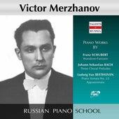 Schubert, J.S. Bach & Beethoven: Piano Works (Live) de Victor Merzhanov