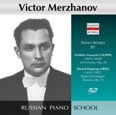 Chopin & Grieg: Piano Works (Live) fra Victor Merzhanov