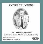 Einem, Roussel & Stravinsky: Orchestral Works (Live at Wiener Musikverein, Vienna, 6/18/1955) by Vienna Symphony