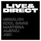 Live & Direct von Megaloh