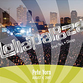 Live at Lollapalooza 2007 di Pete Yorn