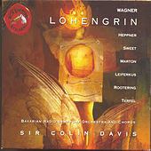 Wagner: Lohengrin by Sir Colin Davis