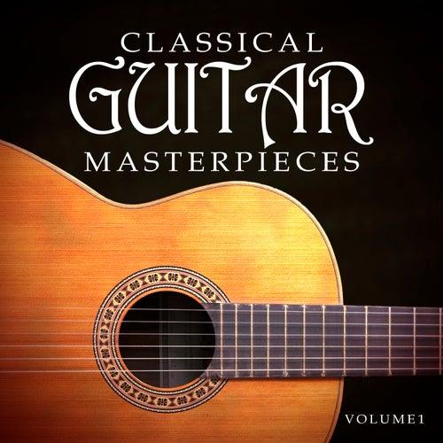 Classical Guitar Masterpieces Vol 1 by Rodrigo y Zala