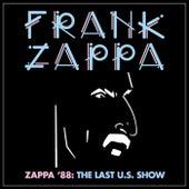 Zappa '88: The Last U.S. Show de Frank Zappa