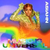 Music Is Universal: PRIDE by Asiahn van Various Artists