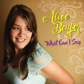 What Can I Say de Alice Benfer