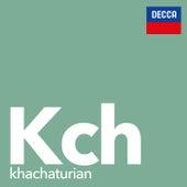 Khachaturian by ARAM KHACHATURIAN