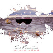 Cina Romantică la Pian la Lumânare (Picnic cu Vin și Brânză, Jazz de Fundal pe Litoral Pentru Prânz) by Instrumental Jazz Music Ambient