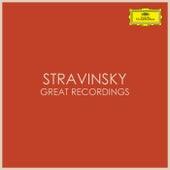 Stravinsky - Great Recordings by Igor Stravinsky