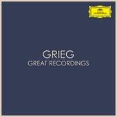 Grieg - Great Recordings von Jens Harald Bratlie
