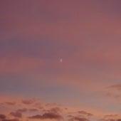 Måne över Nydalasjön fra Ruben Fjellner