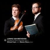 Sonatas for Piano and Violin Vol. 2 de Maksim Štšura