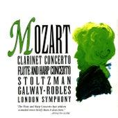Mozart: Clarinet Concertos/Flute & Harp Concerto von Richard Stoltzman