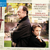 Mozart: Early Symphonies Vol. 2 von Various Artists