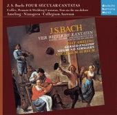 Bach: 4 weltliche Kantaten by Collegium Aureum